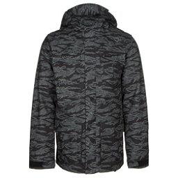 Volcom Alternate Mens Insulated Snowboard Jacket, Camouflage, 256