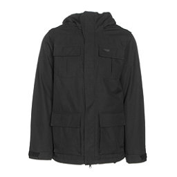 Volcom Alternate Mens Insulated Snowboard Jacket, Black, 256