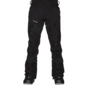 Volcom Articulated Mens Snowboard Pants, Black, medium