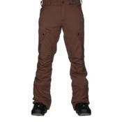 Volcom Articulated Mens Snowboard Pants, Teak, medium