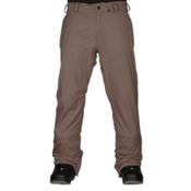 Volcom Freakin Snow Chino Mens Snowboard Pants, Khaki, medium