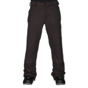 Volcom Freakin Snow Chino Mens Snowboard Pants, Vintage Black, medium