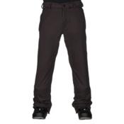 Volcom Freakin Snow Chino Mens Snowboard Pants, Vintage Black, medium