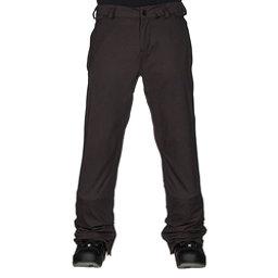 Volcom Freakin Snow Chino Mens Snowboard Pants, Vintage Black, 256