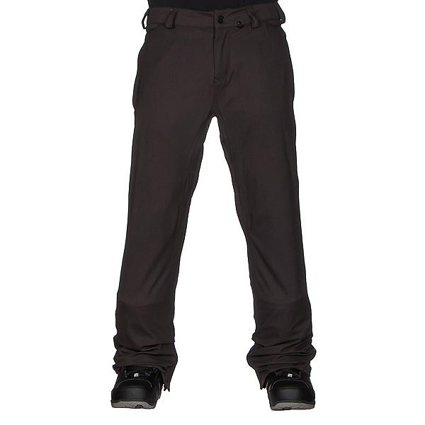 Volcom Freakin Snow Chino Mens Snowboard Pants, Vintage Black, 600