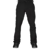 Volcom Klocker Tight Mens Snowboard Pants, Black, medium