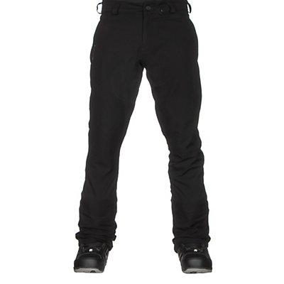 Volcom Klocker Tight Mens Snowboard Pants, Black, viewer