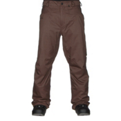 Volcom Carbon Mens Snowboard Pants, Teak, medium