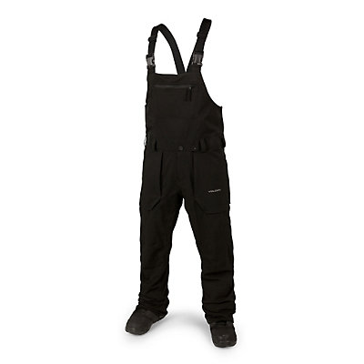 Volcom Roan Overall Bib, , viewer