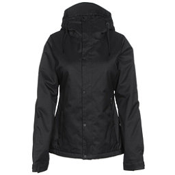 Volcom Bolt Womens Insulated Snowboard Jacket, Black, 256