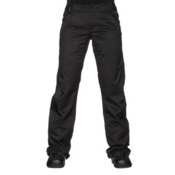 Volcom Frochickie Insulated Womens Snowboard Pants, Black, medium