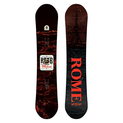 Rome Mechanic Snowboard, 147cm, viewer