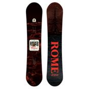 Rome Mechanic Snowboard 2017, 150cm, medium