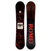 Rome Mechanic Snowboard 2017, 153cm, medium