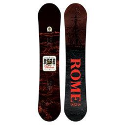 Rome Mechanic Snowboard 2017, 153cm, 256