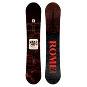 Rome Mechanic Snowboard 2017, 156cm, medium