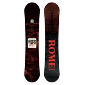 Rome Mechanic Wide Snowboard 2017, 161cm Wide, medium