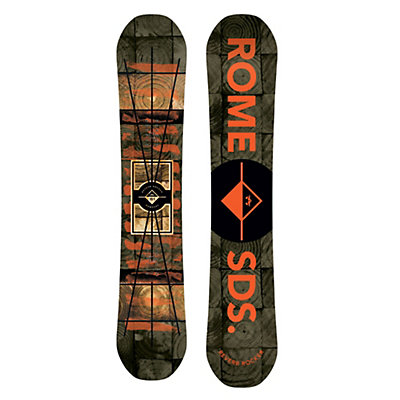 Rome Reverb Rocker Snowboard, 151cm, viewer