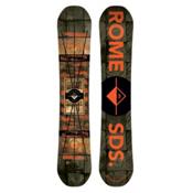 Rome Reverb Rocker Snowboard 2017, 157cm, medium