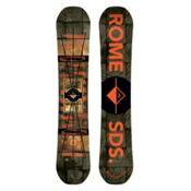 Rome Reverb Rocker Wide Snowboard 2017, , medium