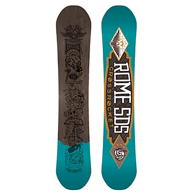 Rome Crossrocket Snowboard, , viewer