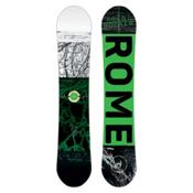 Rome Agent Rocker Snowboard, 155cm, medium