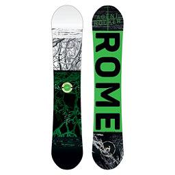 Rome Agent Rocker Snowboard 2017, 155cm, 256