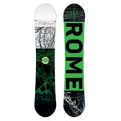 Rome Agent Rocker Snowboard 2017, 157cm, medium