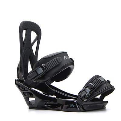 Rome United Snowboard Bindings 2017, Black, viewer