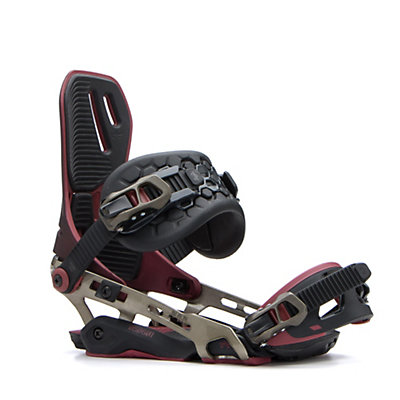 Rome D.O.D. Snowboard Bindings 2017, Metal, viewer