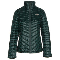 The North Face ThermoBall Full Zip Womens Jacket (Previous Season), Darkest Spruce, 256