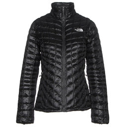 The North Face ThermoBall Full Zip Womens Jacket, TNF Black, 256