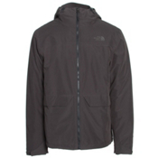 The North Face Canyonlands Triclimate Mens Insulated Ski Jacket, Asphalt Grey, medium