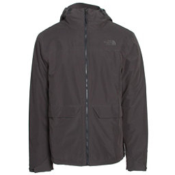 The North Face Canyonlands Triclimate Mens Insulated Ski Jacket, Asphalt Grey, 256