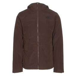The North Face Canyonlands Triclimate Mens Insulated Ski Jacket, Coffee Bean Brown, 256
