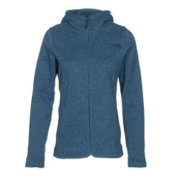 The North Face Crescent Full Zip Womens Jacket (Previous Season), Shady Blue Heather, 256