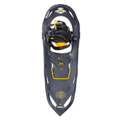 Atlas Serrate Snowshoes, Black-Atlas Yellow, medium