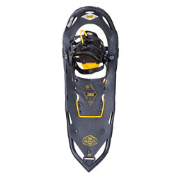 Atlas Serrate Snowshoes, Black-Atlas Yellow, 256