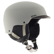 Anon Blitz Helmet 2018, Gray, medium