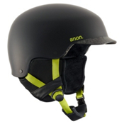 Anon Blitz Helmet 2018, Cracked Black, medium