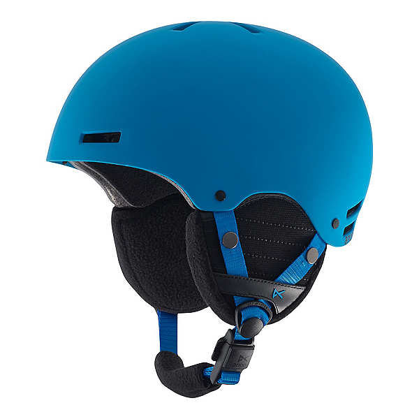 Anon Rime Kids Helmet, Sulley Blue, 600
