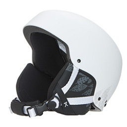 Anon Lynx Womens Helmet 2017, White, 256