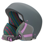 Anon Lynx Womens Helmet, Tribe Gray, medium