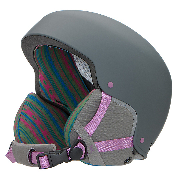 Anon Lynx Womens Helmet, Tribe Gray, 600