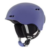 Anon Burner Kids Helmet 2017, Purple, medium