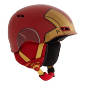 Anon Burner Kids Helmet 2017, Ironman, medium