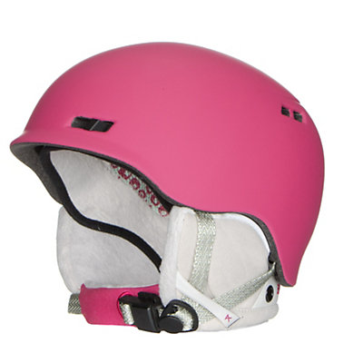Anon Griffon Womens Helmet, Strawberry Red, viewer