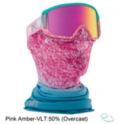 Anon Relapse Jr. MFI Kids Goggles 2017, Love-Pink Amber, medium