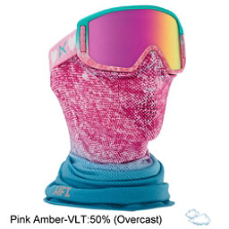 Anon Relapse Jr. MFI Kids Goggles 2017, Love-Pink Amber, 256
