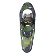 Tubbs Mountaineer Backcountry Snowshoes, Black-Green, medium